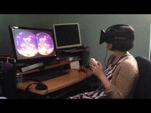 10 Безумных игр для oculus rift: путешествия по холодильнику, взрывающиеся зады и другое