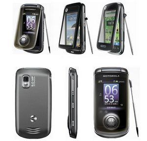 10 Самых необычных телефонов от motorola