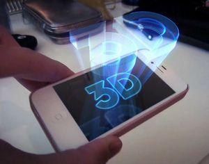 3D-дисплеи для смартфонов