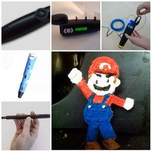 3D ручки: исходные модели и китайские клоны. что предлагает рынок?