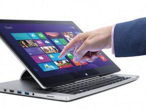 Acer представила на ifa обновленные сенсорные ноутбуки