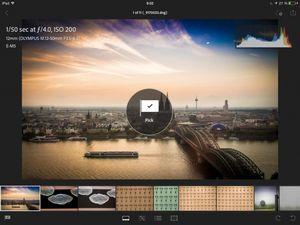 Adobe lightroom для ipad: новый взгляд на работу с фотографиями