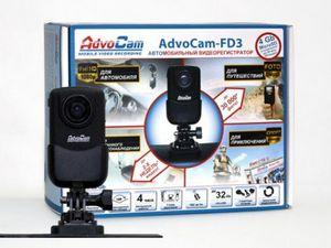Advocam: автомобильный видеорегистратор + охранная система видеонаблюдения + камера для экстремалов