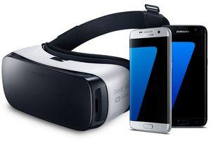 Акция от компании samsung: покупатели galaxy s7/s7 edge могут получить очки gear vr бесплатно