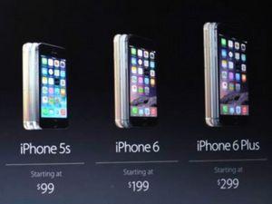 Apple iphone 6 plus с 5,5-дюймовым дисплеем оказался реальностью