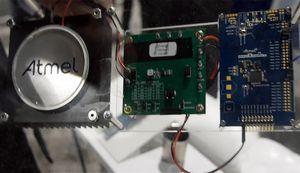 Atmel выпускает чипы для iot, работающие от батарейки годами