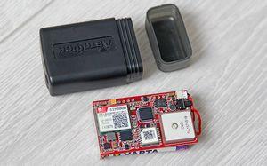 Автофон альфа-маяк, устройство отслеживания местоположения объектов