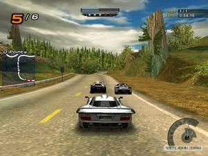 Берегись автомобиля: ford racing 2 и need for speed underground