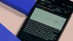 Бесплатное приложение myshake, разработанное в лаборатории университета беркли превратит смартфон в мини-сейсмограф
