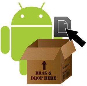 Беспроводная передача файлов между пк и android