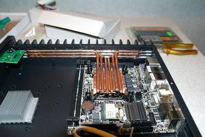 Безвентиляторный домашний мини-сервер на базе корпуса hd-plex h3.s