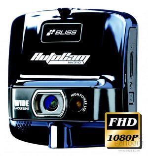 Bliss autocam nv310: видеорегистратор с функцией камеры слежения