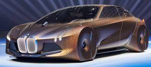 Bmw показала концепты автомобильных технологий будущего