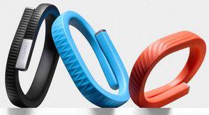 Браслет для здорового образа жизни: jawbone up24