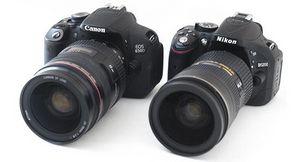 Canon 650d vs nikon d5200: выбираем недорогую зеркалку