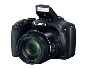 Canon представила компактные суперзумы powershot sx400 is и powershot xs520 hs