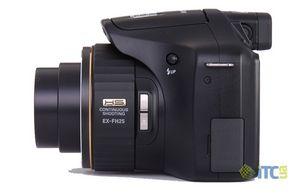 Casio ex-fh25: скоростная съемка за доступные деньги