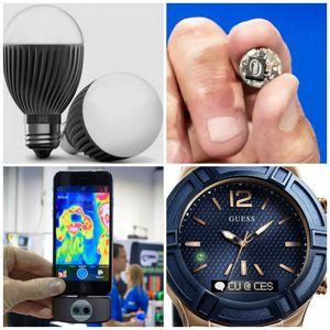 Ces 2015: новинки умной электроники за 7 января