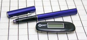 Цифровая ручка или ультразвуковой сонар в кармане
