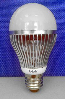 Диммирование светодиодных ламп