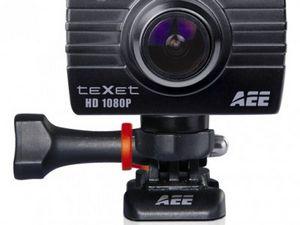 Dvr-905s: первая экшн-камера texet