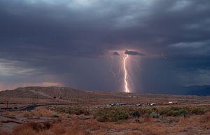 «Двухслойные» лазерные лучи обещают управление молнией