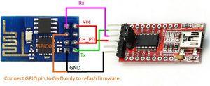Esp-8266 и уровень сигнала: выбор типа антенны