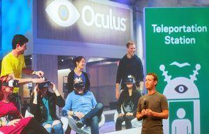 Facebook анонсировала станцию телепортации