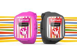 Fixitime smart watch — детские шпионские часы
