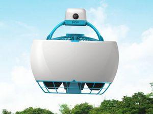 Fleye — самый безопасный летающий дрон
