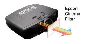 Форсируем цвета проектора с «epson cinema filter»