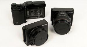 Фотоаппарат как конструктор: обзор модульной камеры ricoh gxr