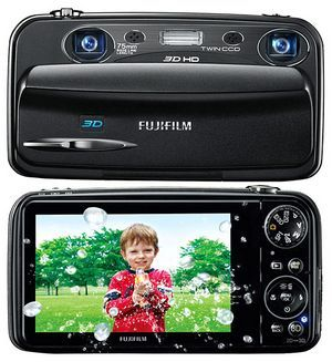 Fujifilm finepix real 3d w3: эмоции в полном объеме
