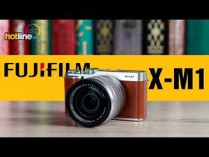 Fujifilm x-m1: добро пожаловать в систему!