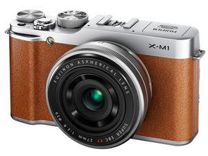 Fujifilm x-m1: компактная беззеркальная фотокамера премиум-класса
