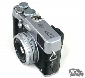 Fujifilm x100t – третье поколение
