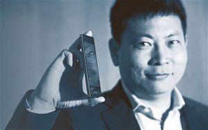 Глава huawei рассказал о планах компании по развитию направления смартфонов