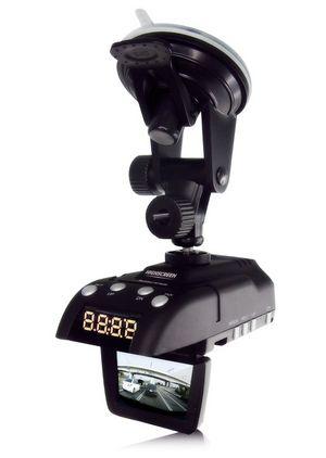 Highscreen black box radar-hd: регистратор с gps и встроенным радар-детектором