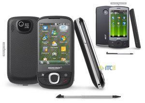 Highscreen nano — доступный смартфон на windows mobile 6.5
