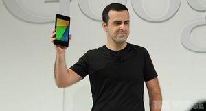 Хьюго барра: android-планшеты были в «отстающих», но грядут большие перемены