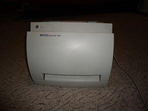 Hp laserjet 1100. решение вопросов с разъемом minicentronics и подключением к windows 7