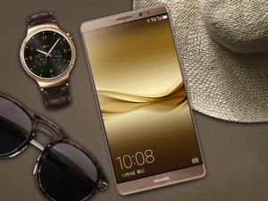 Huawei mate 8 до 3 апреля продаётся в комплекте с honor 4x