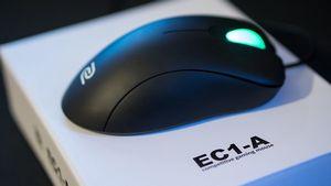Игровая мышь zowie ec1-a: проще для pro