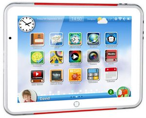 Imaginarium superpaquito - планшетный компьютер для детей