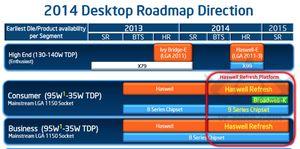 Intel haswell: эпоха процессоров нового поколения