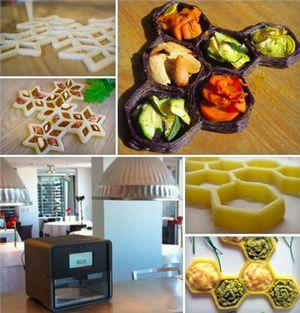 Интервью с создателем первого пищевого 3d принтера. часть 2