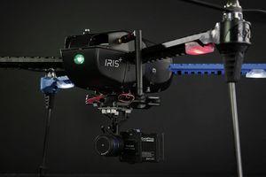 Iris+ — первый дрон-оператор, следующий за владельцем