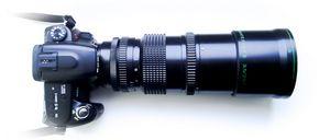 Использование старых ручных объективов на современных камерах