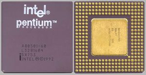 История развития процессоров: конец 80-х — начало 2000-х