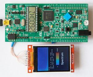 Измерим гармонию — анализатор звукового спектра на stm32l4 discovery